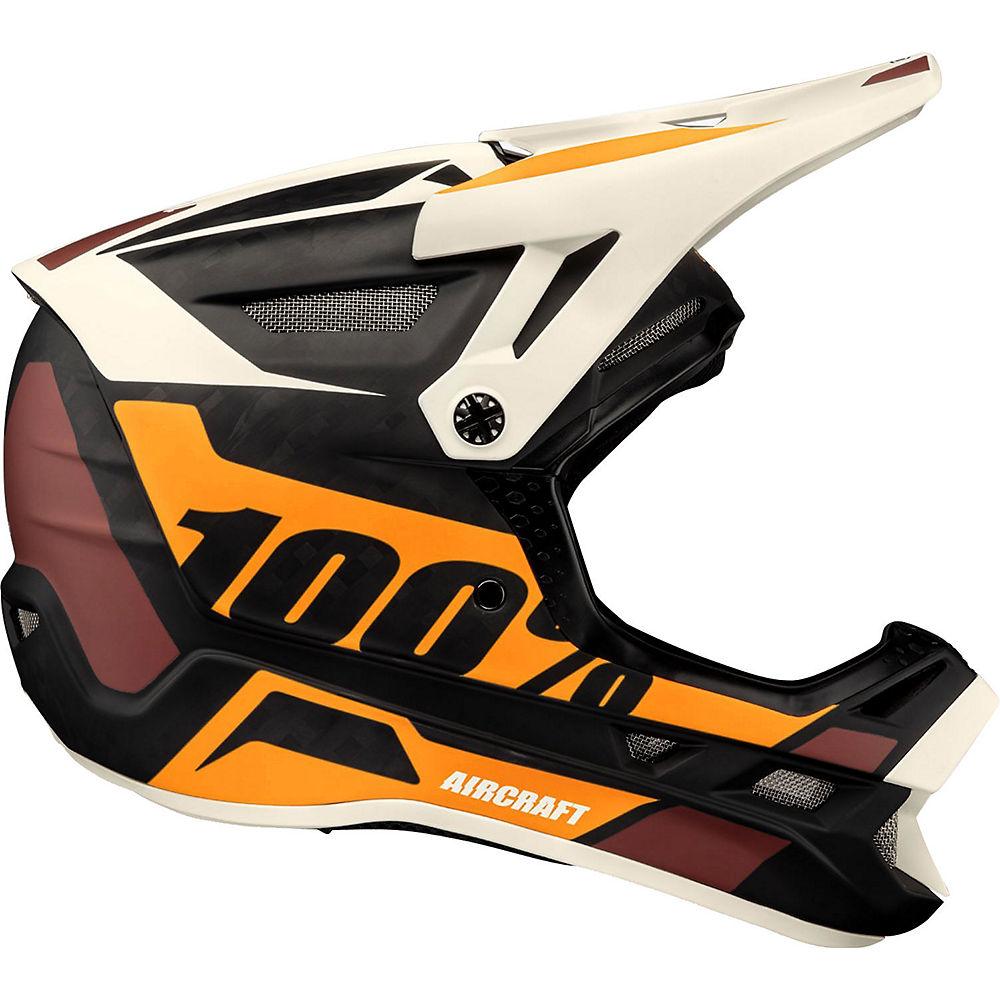 100% Aircraft Carbon MIPS Helmet  - Revburst - XL, Revburst
