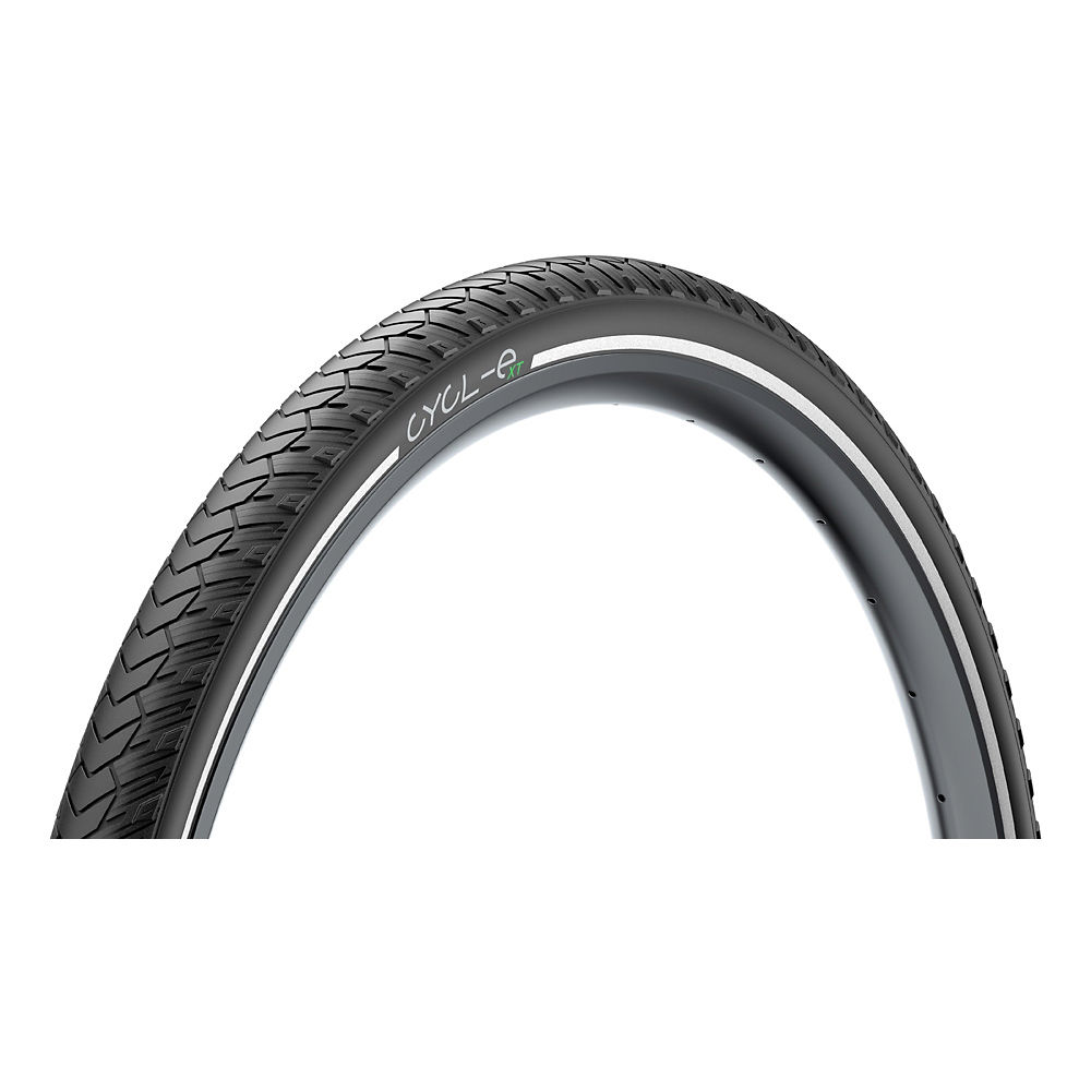 Image of Pirelli Cycl-E Crossterrain Tyre - Noir - 700c, Noir
