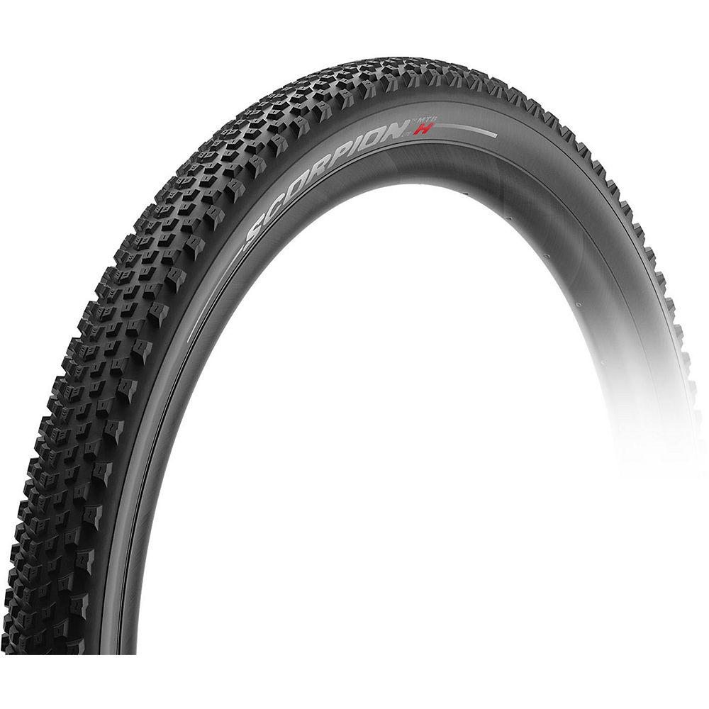 Image of Pirelli Scorpion Hard Terrain Lite MTB Tyre - Noir - Folding Bead, Noir