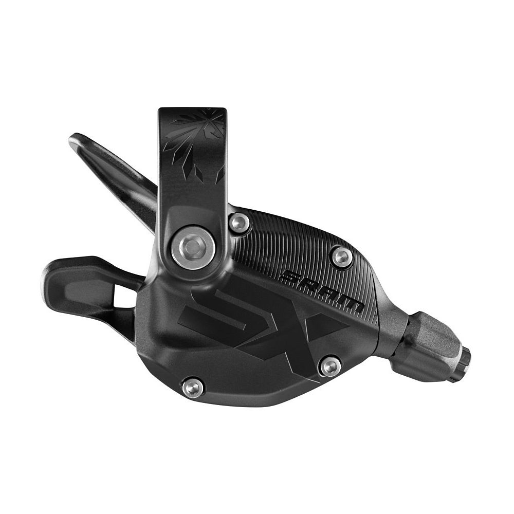 Sram Sx Eagle 12sp Single Click Shifter - Black - Right Hand  Black