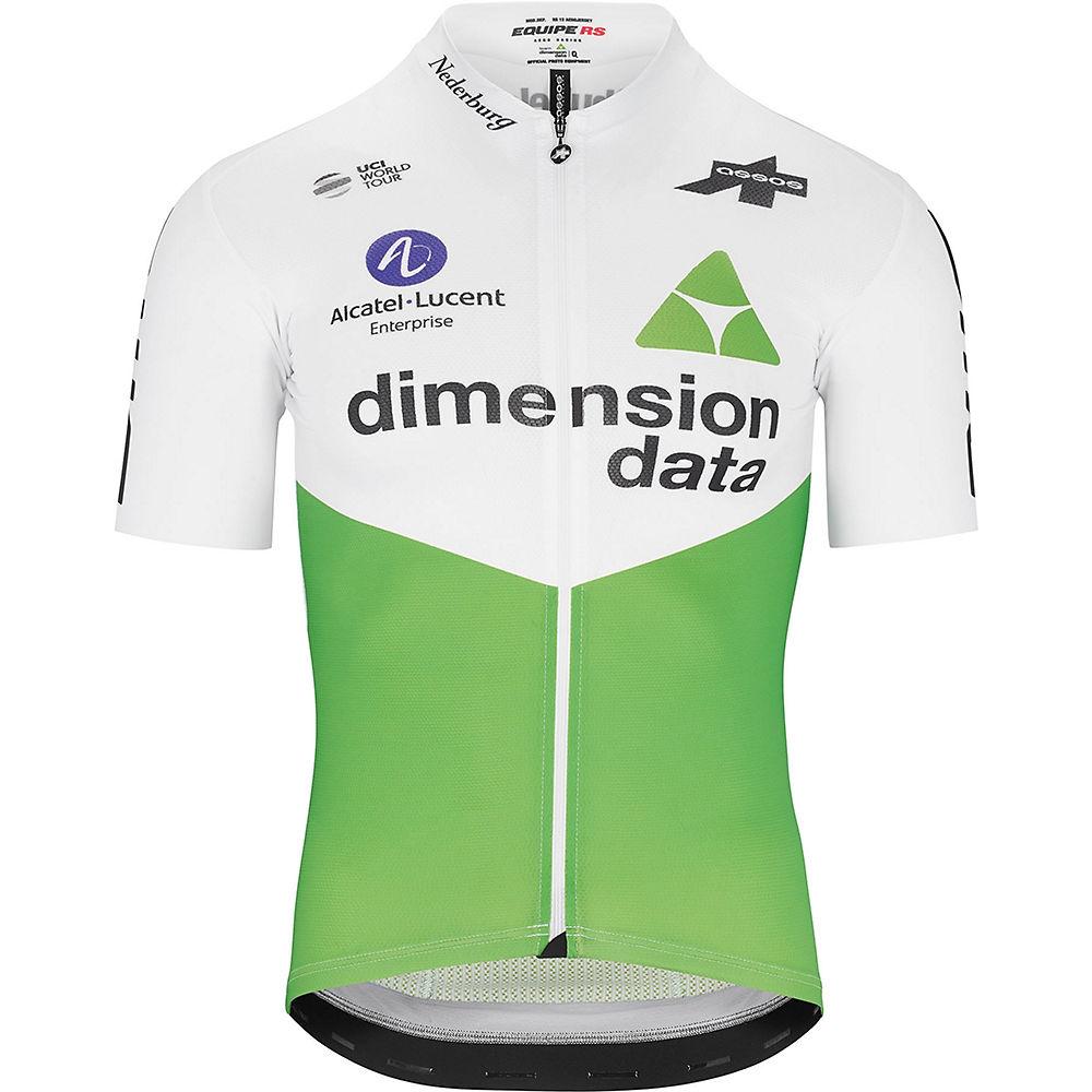Assos Dimension Data RS Short Sleeve Jersey - dd - XL, dd