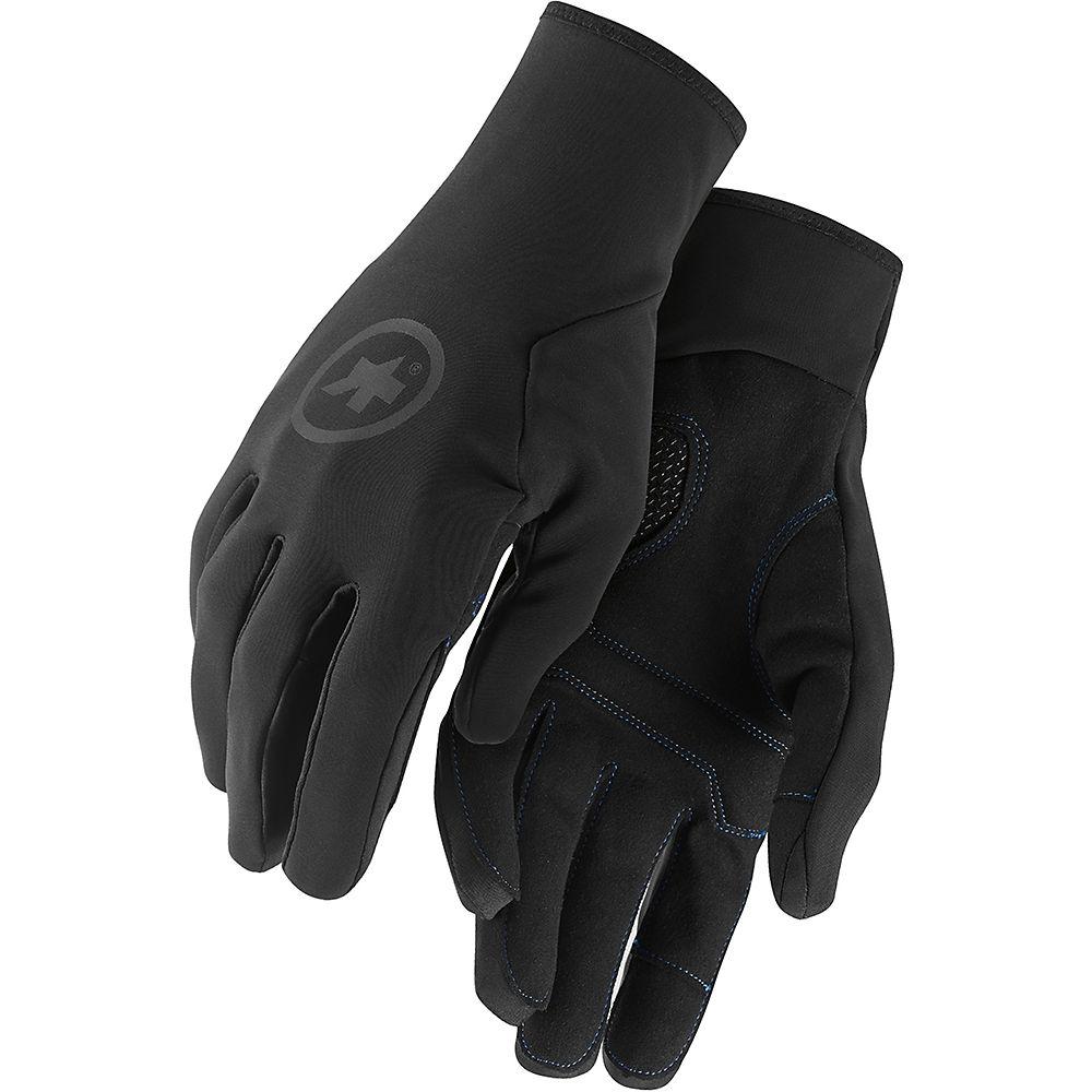 Assos ASSOSOIRES Winter Gloves - Black Series, Black Series