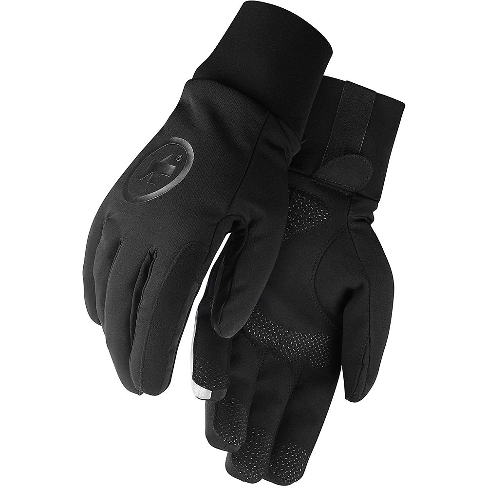 Assos ASSOSOIRES Ultraz Winter Gloves - Black Series - XL, Black Series