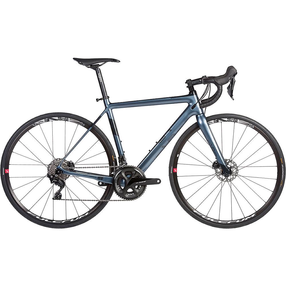 Orro Pyro Disc Evo 7020-Hydro R900 Road Bike 2020 - Azul - M, Azul