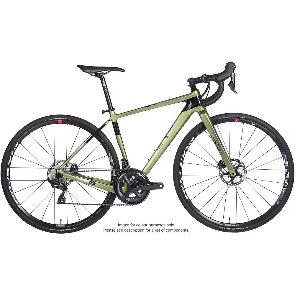 Orro Terra C 8070 Di2 R700 Adventure Bike 2020 - bianco - L