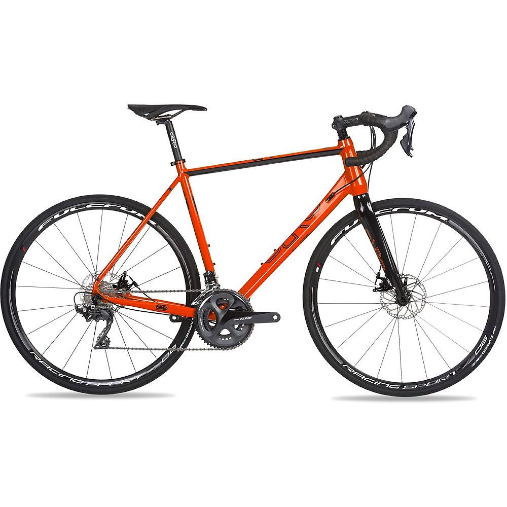 Bici Orro Terra Gravel 7000 R900 2020 - Copper - Black - S