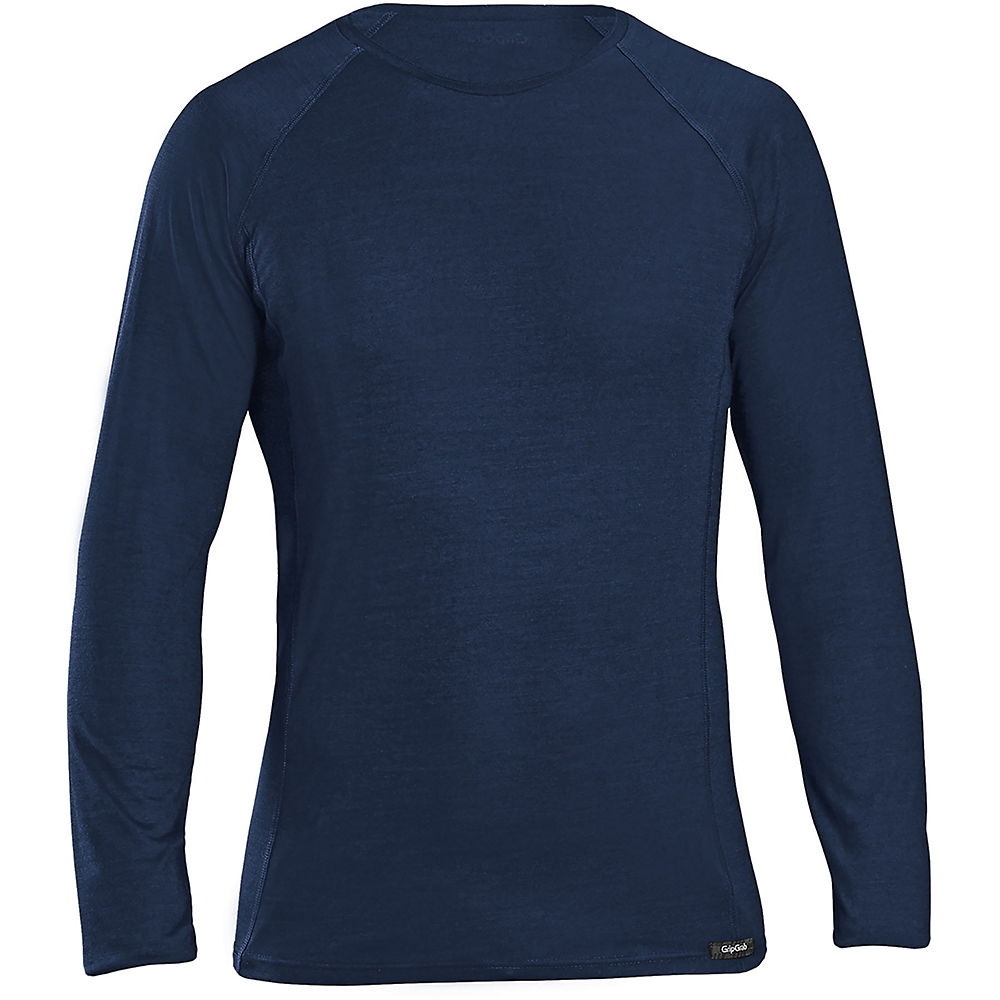 GripGrab Merino Polyfibre Long Sleeve Base Layer - Marino - XXL, Marino