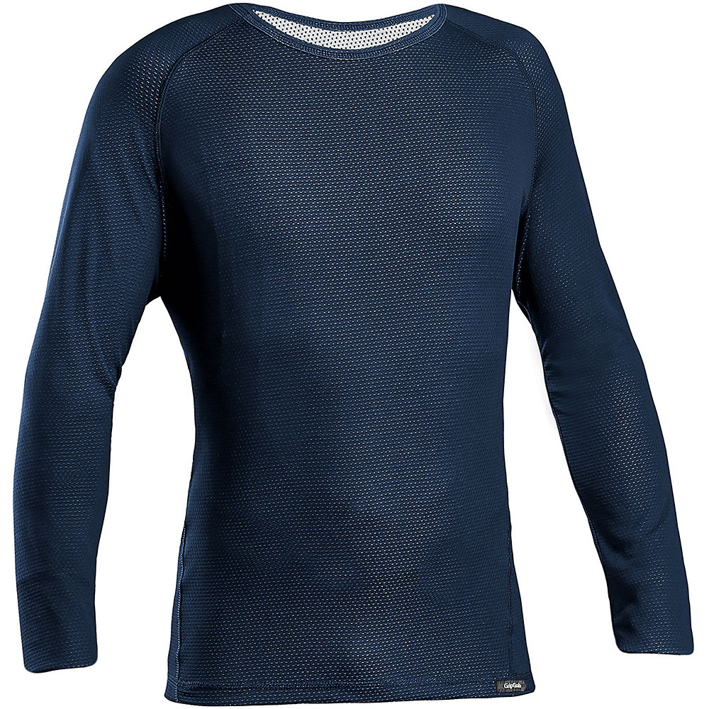 GripGrab Ride Thermal Long Sleeve Base Layer - Marino - XXL, Marino