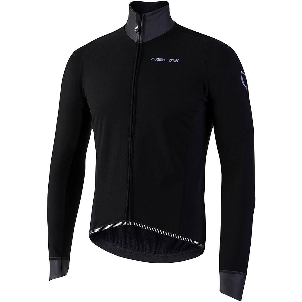Nalini AIW Xwind Jersey 2.0  – Black – M, Black