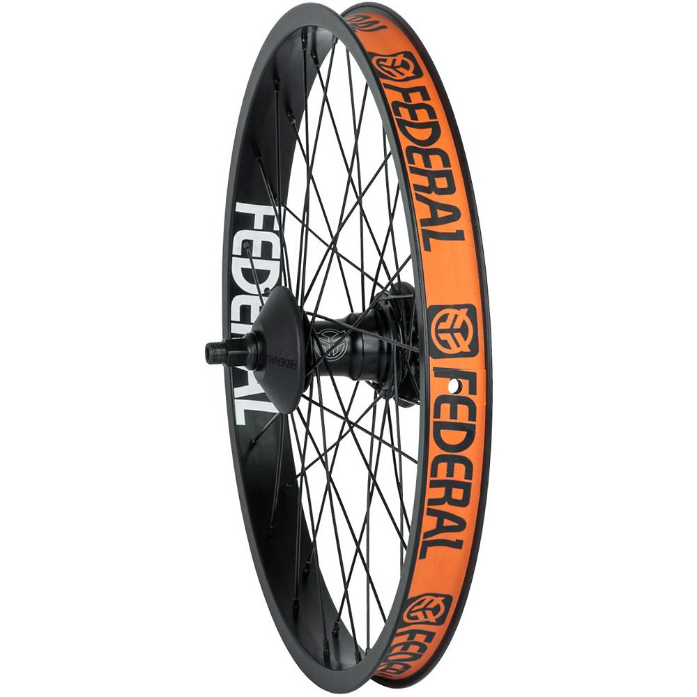 Image of Federal Stance Motion Freecoaster Wheel - Noir - 9t, Noir