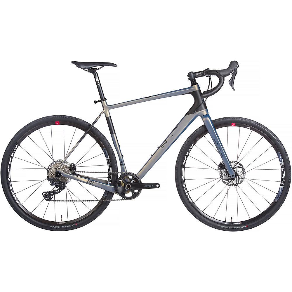 Orro Terra C Adventure GRX600 Road Bike 2020 - Radient Steel