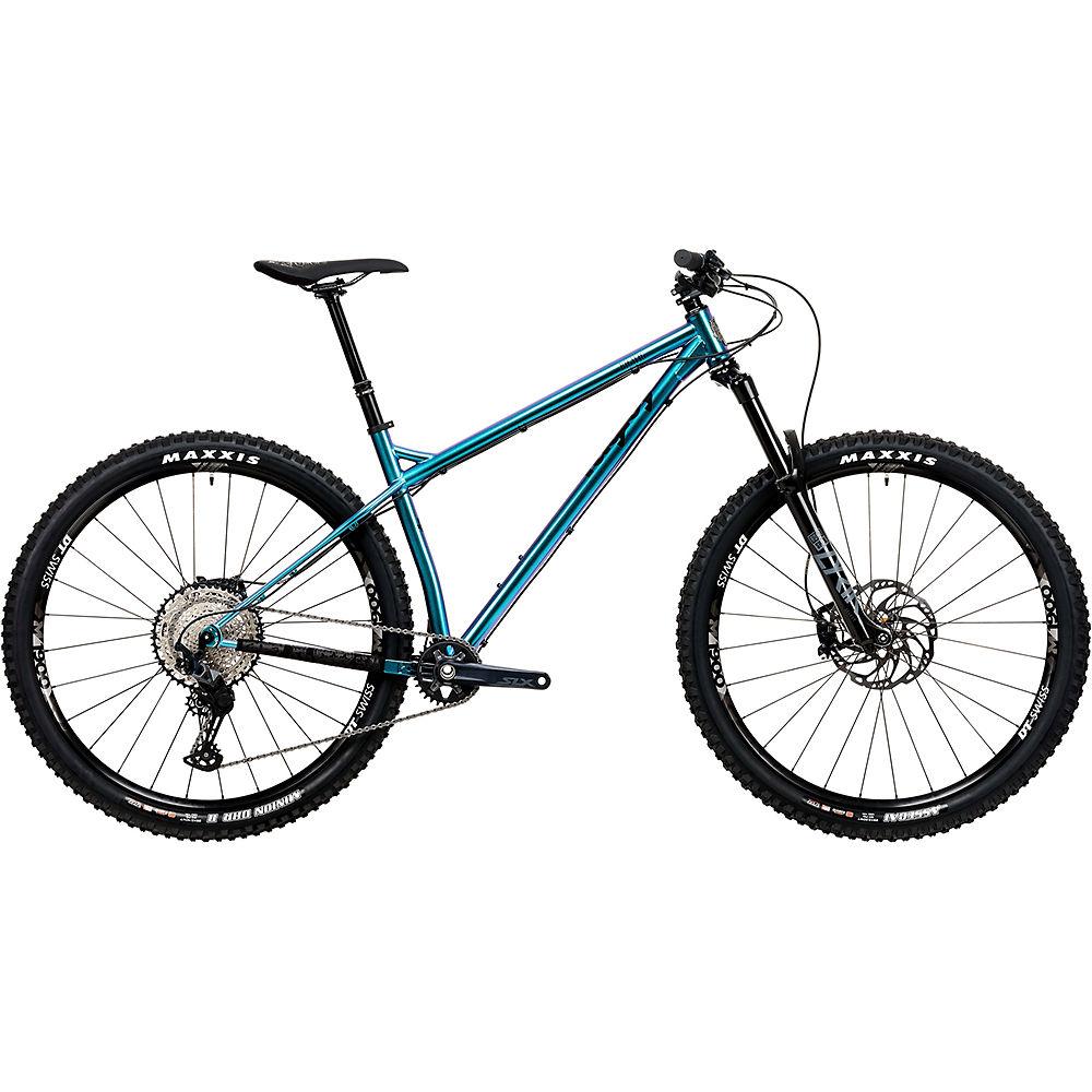 Bici hardtail Ragley Big Wig Race 2020 - Chameleon Blue