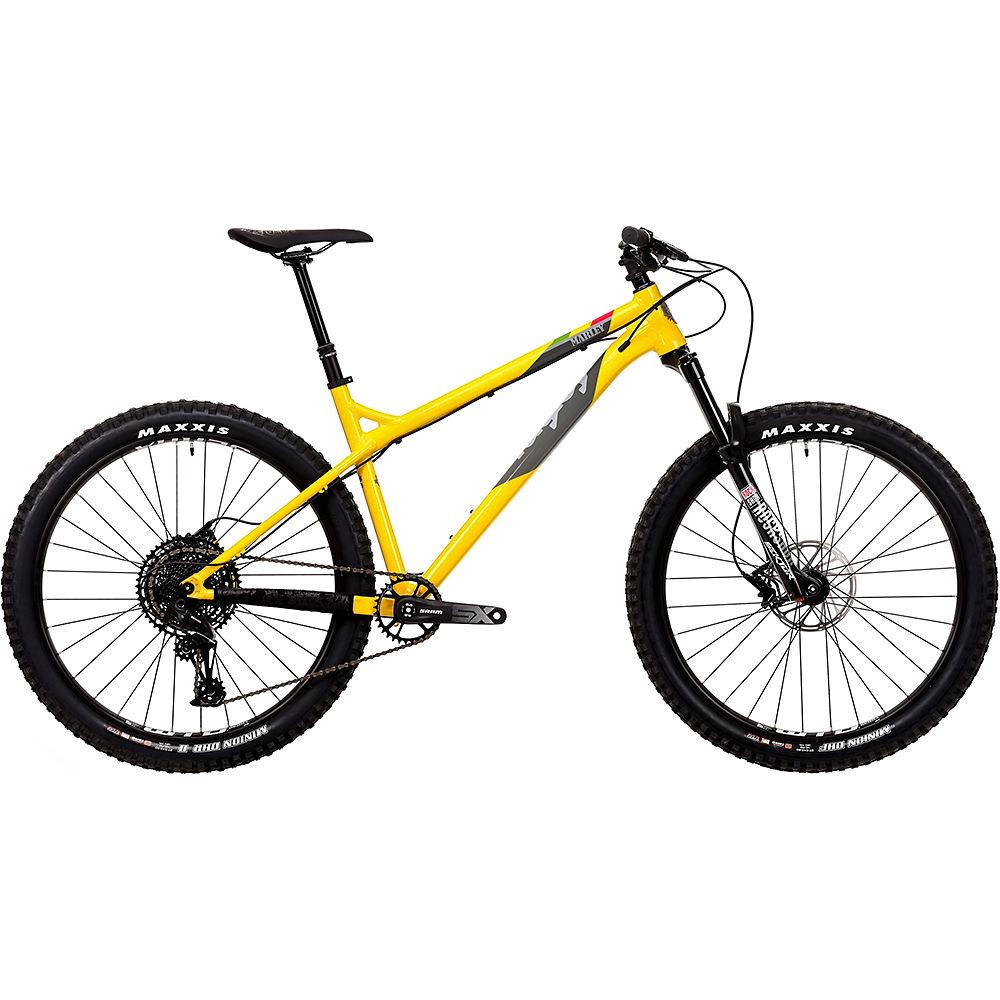 Bici hardtail Ragley Marley 1.0 2020 - Yellow Rasta