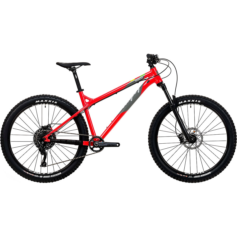 Bici hardtail Ragley Marley 2.0 2020 - Red Rasta