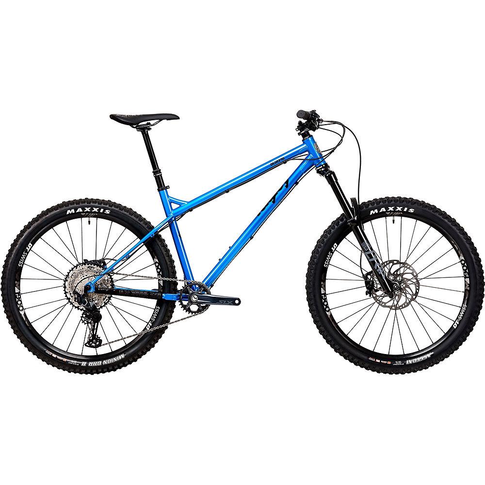 Bici hardtail Ragley Blue Pig Race 2020 - blu elettrico - XL