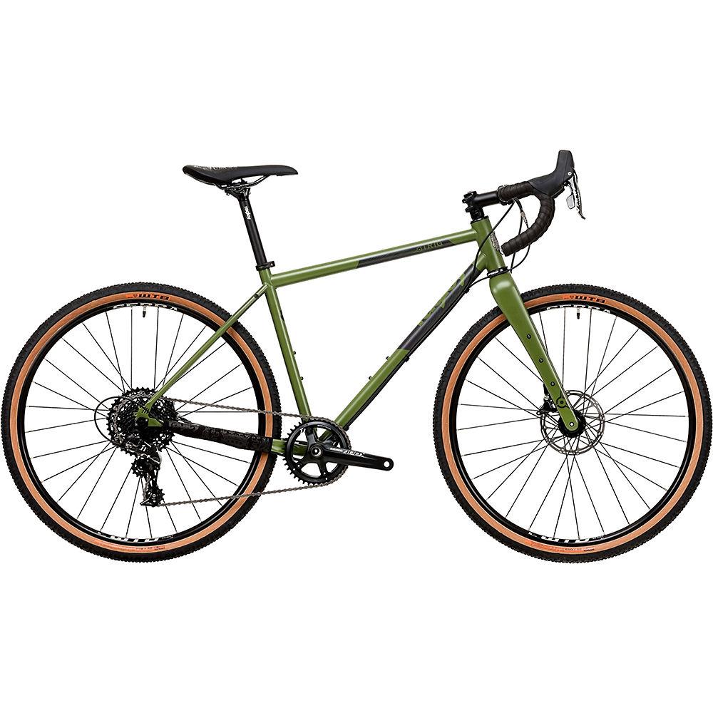 Bici Ragley Trig Adventure 2020 - verde - M