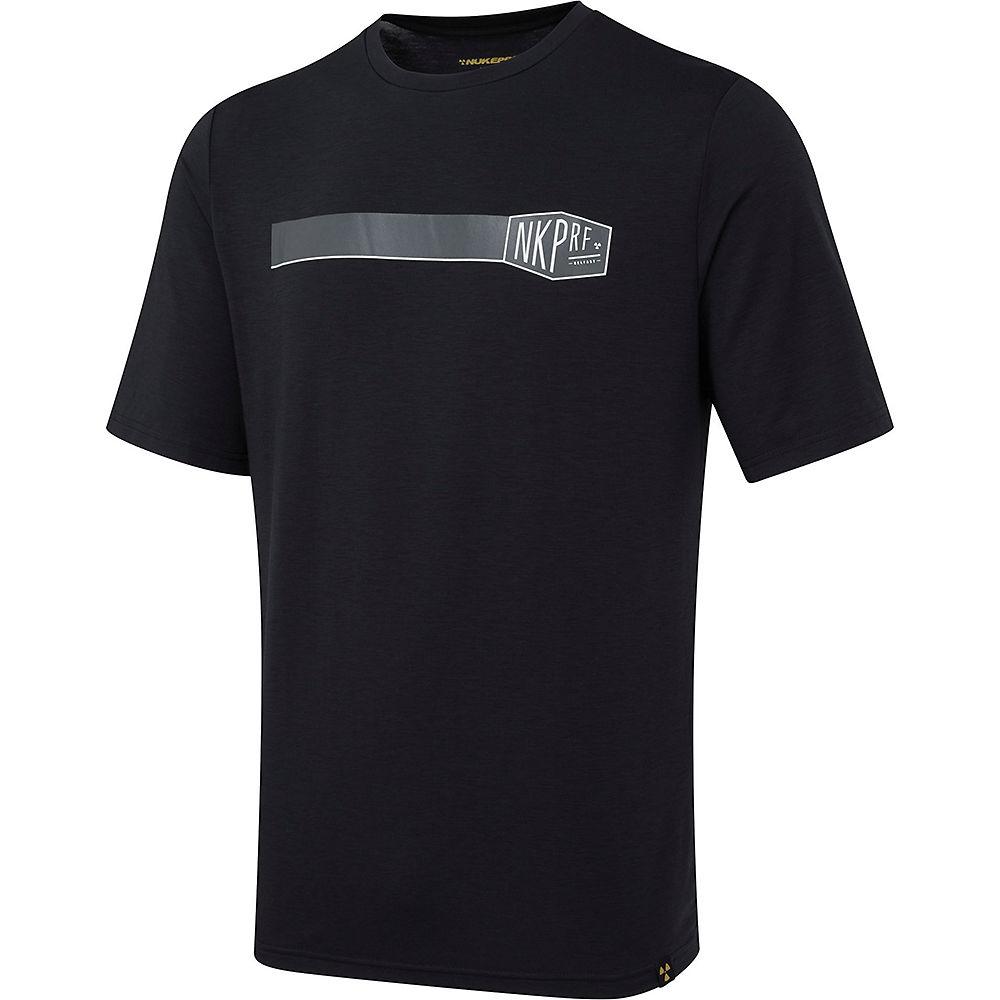 Nukeproof Outland Drirelease Short Sleeve Tech Tee - Black  Black
