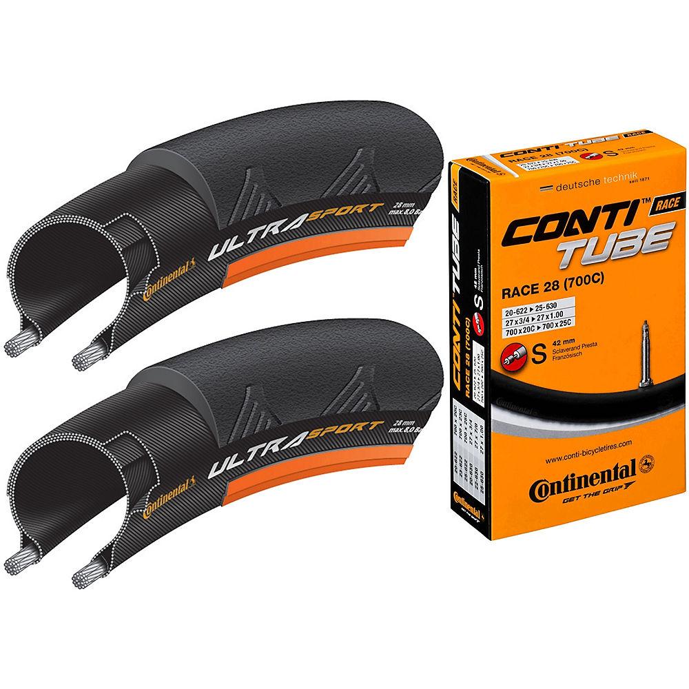 Continental cykeldæk