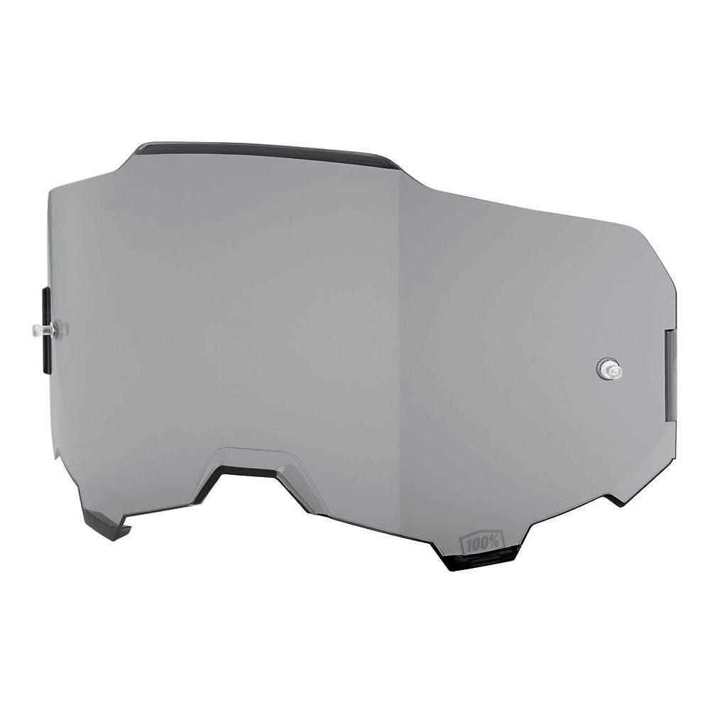 100% Armega Replacement Lens 2019 - Smoke  Smoke