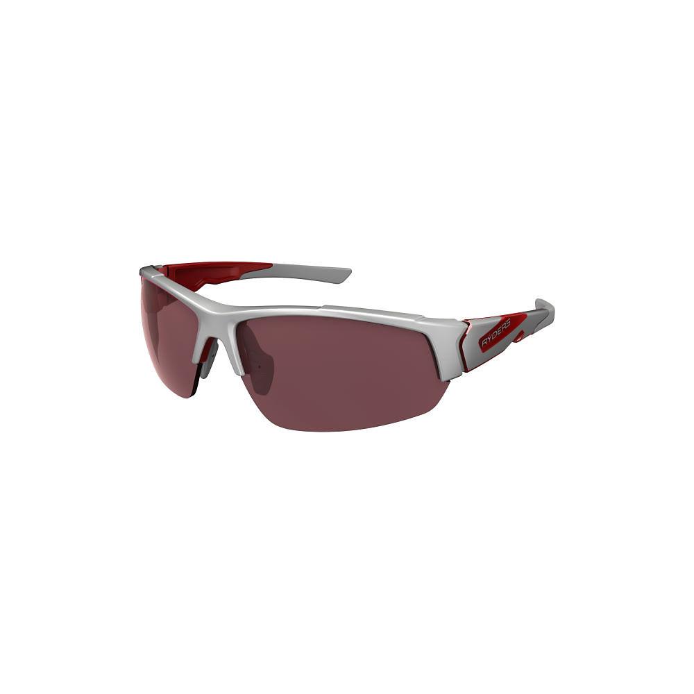 Image of Ryders Eyewear Strider Poly Anti-Fog Sunglasses 2019 - Noir/Rouge, Noir/Rouge