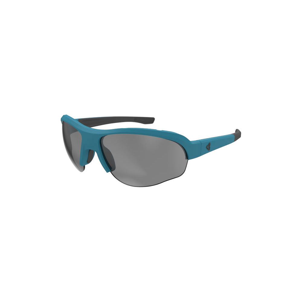 Image of Ryders Eyewear Flume Poly Anti-Fog Lens Sunglasses 2019 - Bleu-Black, Bleu-Black