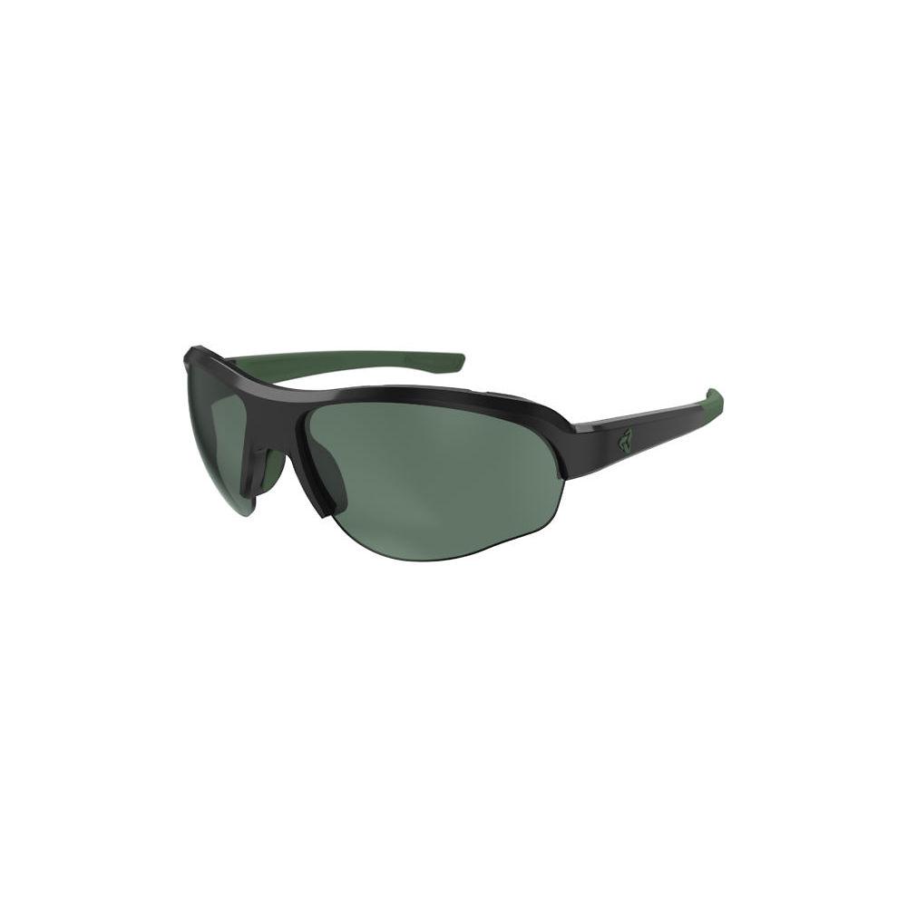 Image of Ryders Eyewear Flume Velo Polar AntiFog Black-Green 2019 - Noir-Vert, Noir-Vert