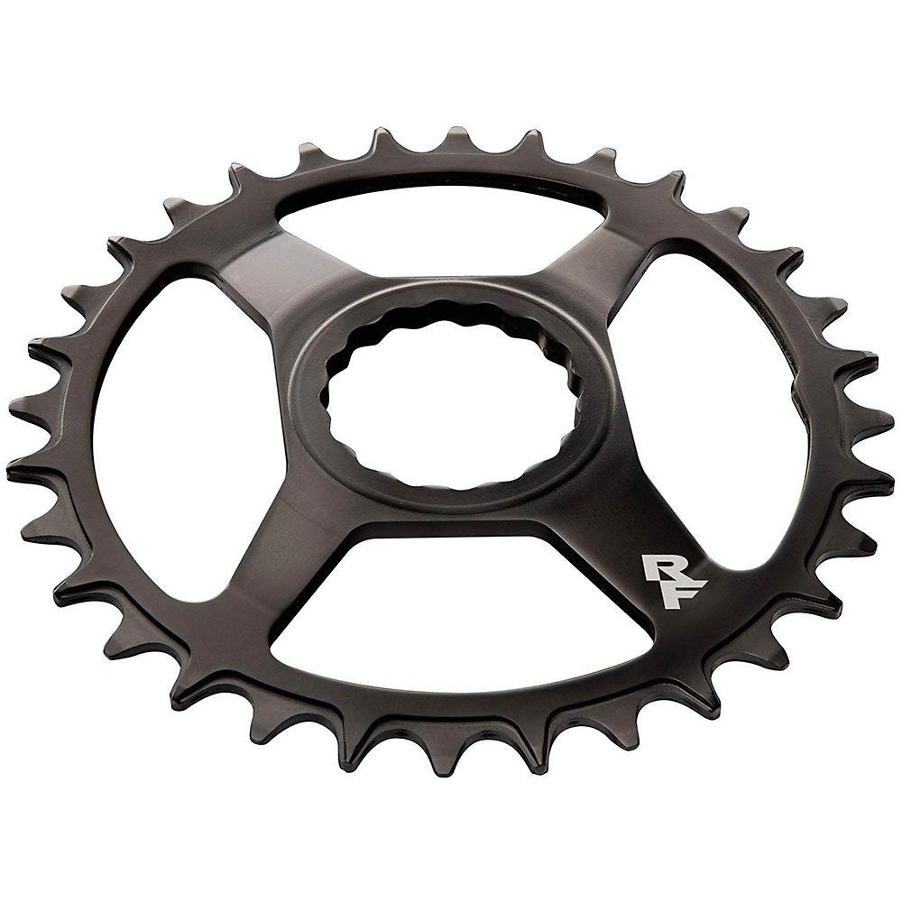 Race Face Direct Mount Narrow-wide Chainring - Black Steel - 30t  Black Steel
