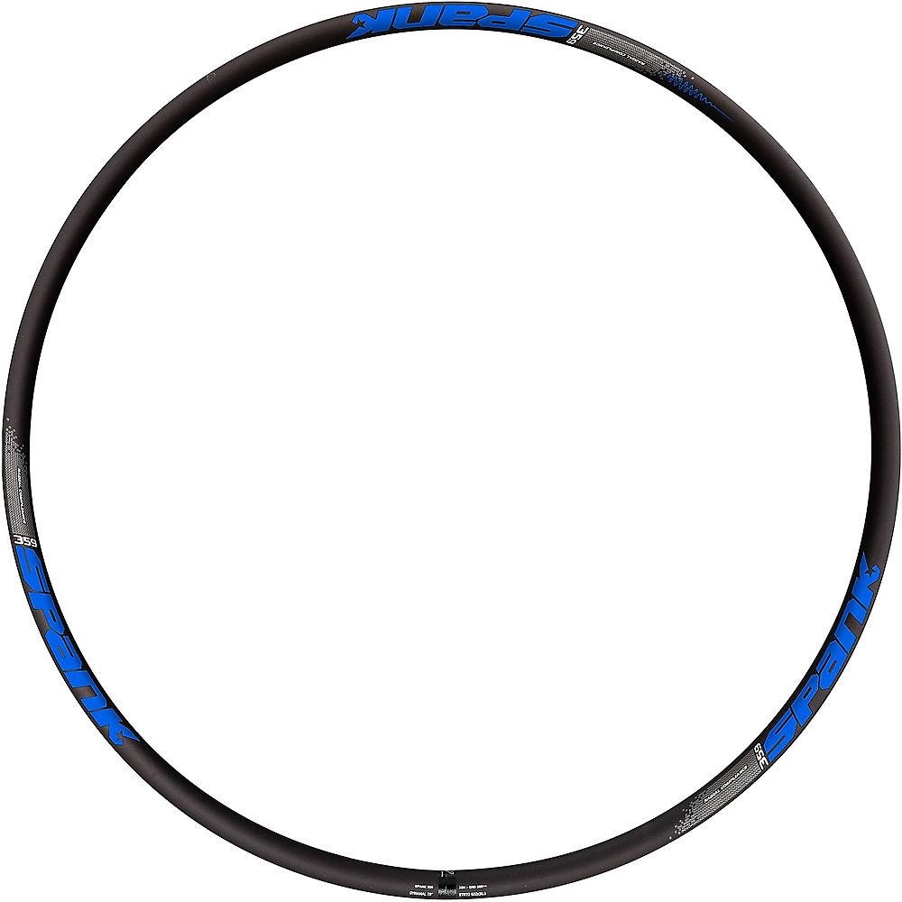 Spank 359 MTB Rim - Black - Blue - 32H, Black - Blue