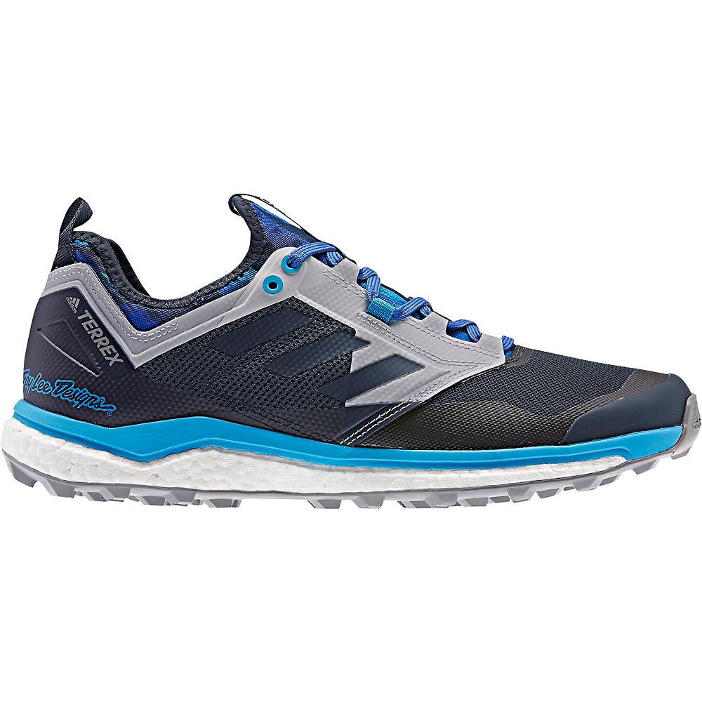 Image of Chaussures Five Ten Terrex Agravic XT (Troy Lee Designs) - Collegiate Navy-Bold Blue-Solar Blue - UK 6, Collegiate Navy-Bold Blue-Solar Blue