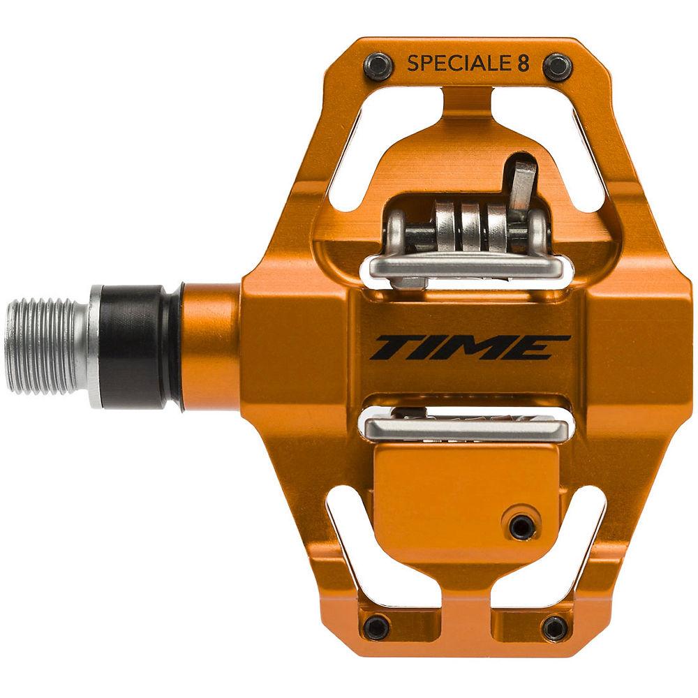Time ATAC Special 8 Pedals - Naranja, Naranja