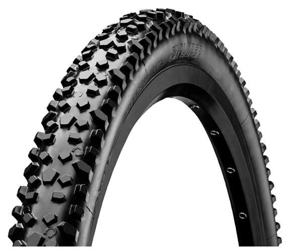 Continental Bike Tires >> Continental Explorer Mtb Tyre