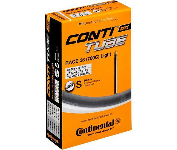 0dd7daa1afd Continental Race 28 Light Tube