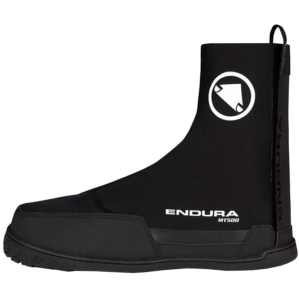 Endura MT500 Plus Overshoe II, for Flat Pedals - Black - XL/XXL, Black