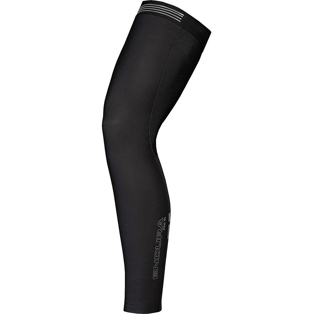 Endura Pro SL Leg Warmer II - Negro - M/L, Negro