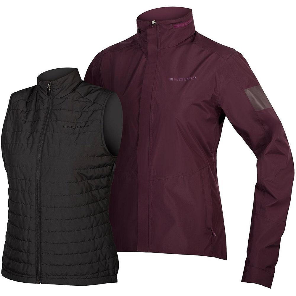 Endura 3 i 1 jakke