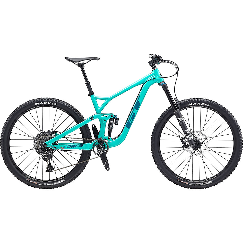 GT Force AL Expert 29 Bike 2020 - Pitch Green - Teal - XL