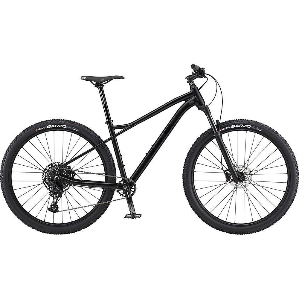GT Avalanche Expert Bike 2020 Noir/Gloss Black Chainreactioncycles