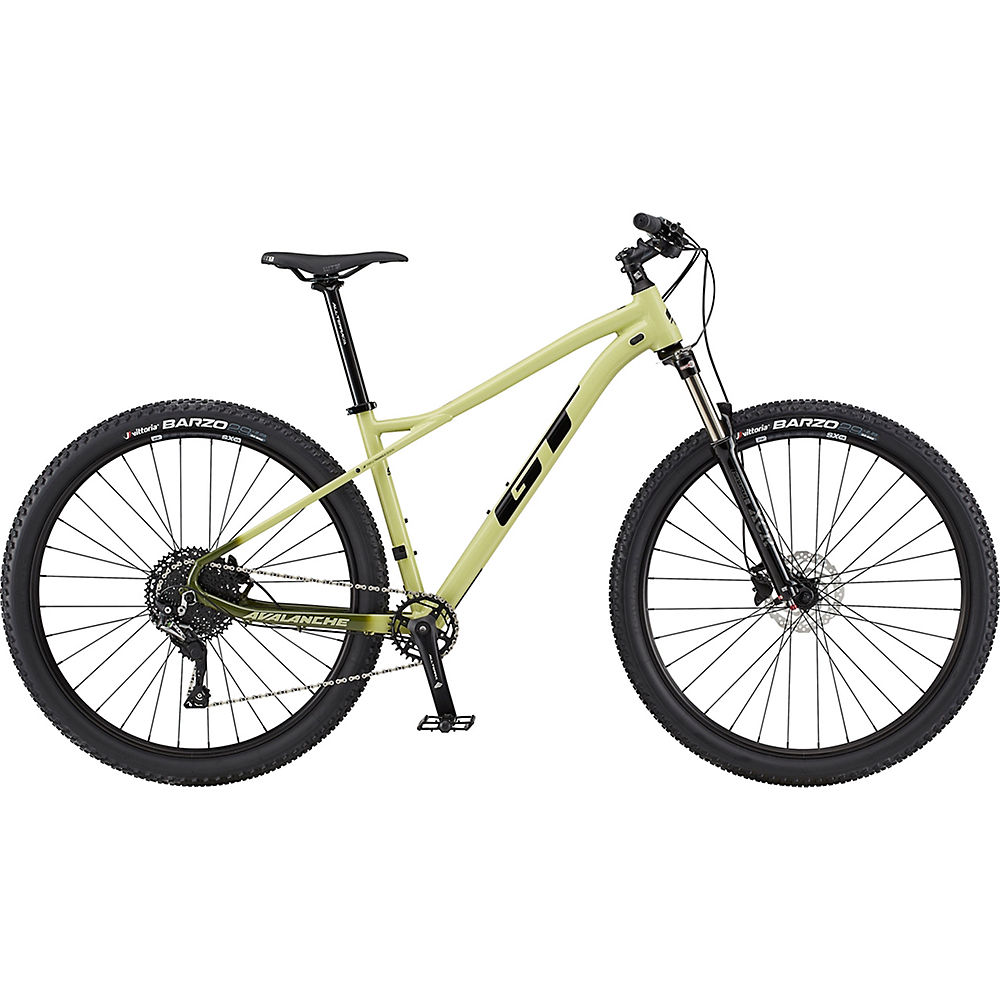 GT Avalanche Elite Bike 2020 Moss Green/Green Fade Chainreactioncycles