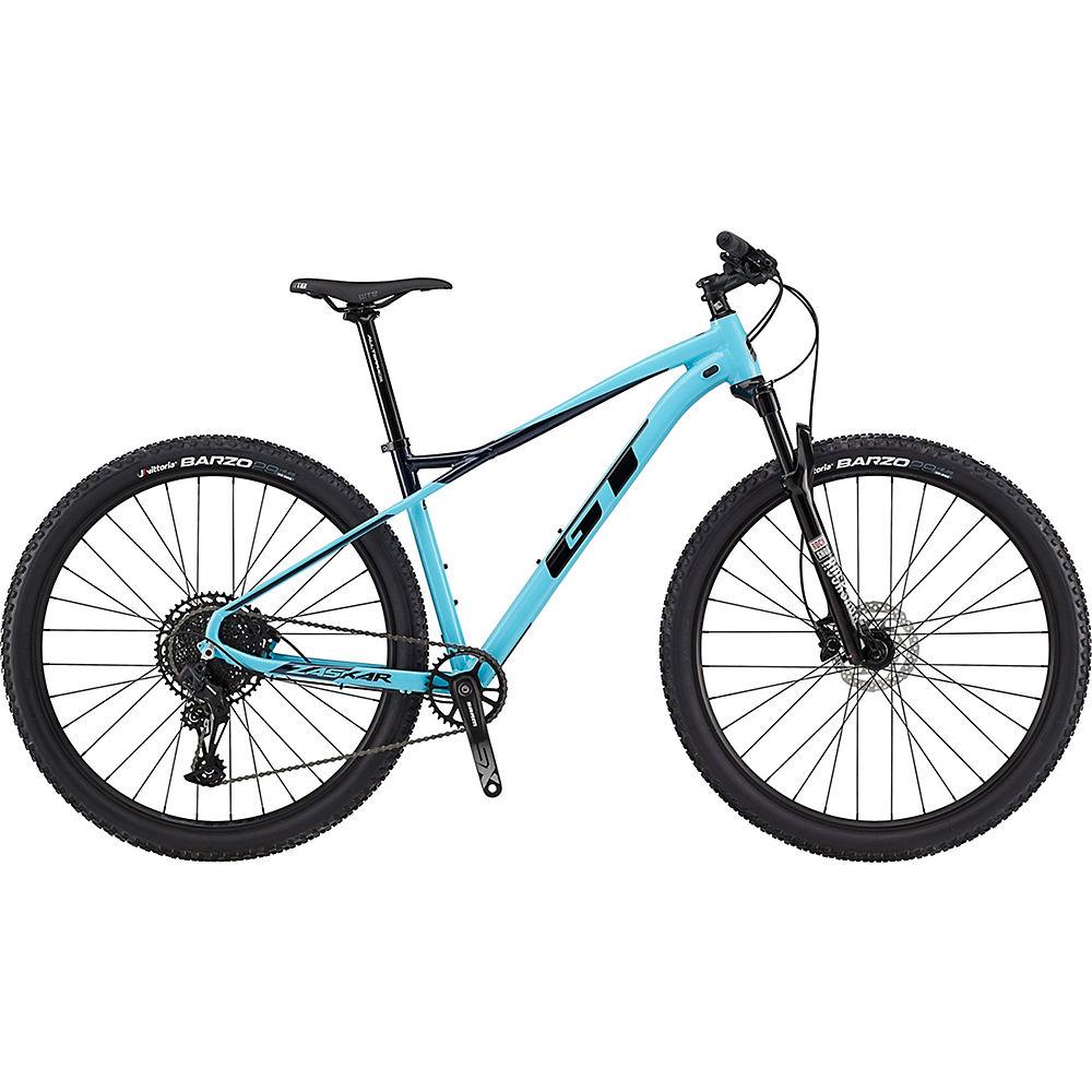 GT Zaskar AL Comp Bike 2020 Aqua Blue/Corsa Blue Chainreactioncycles