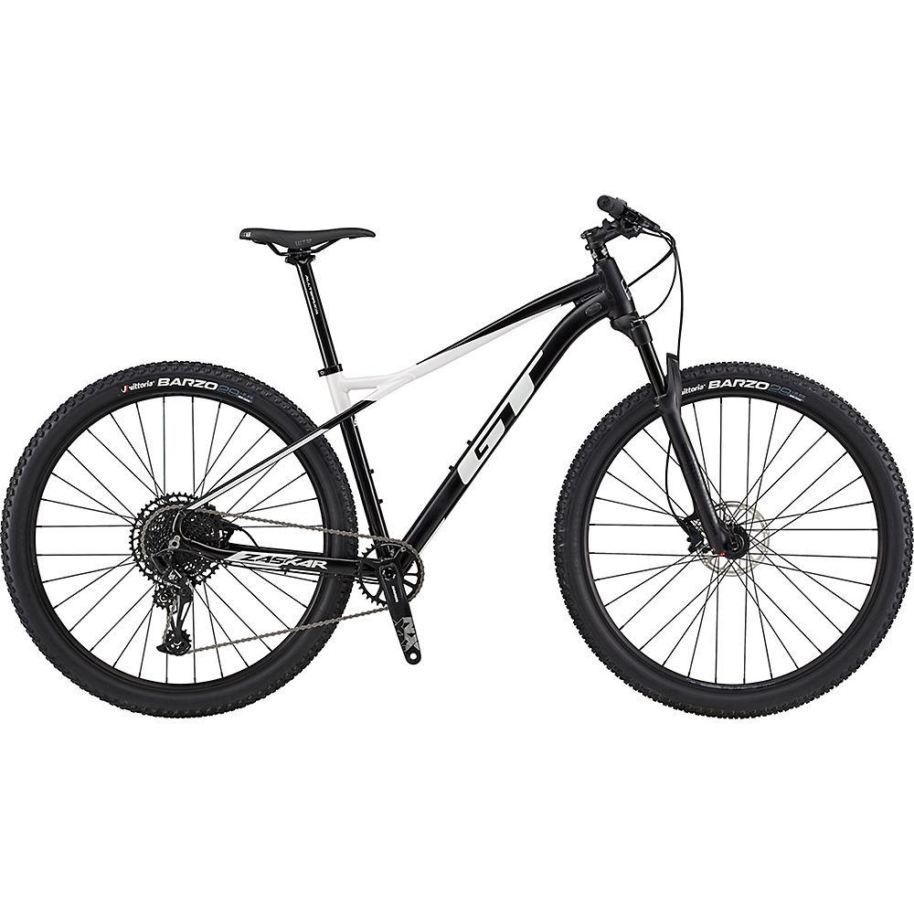 GT Zaskar AL Elite Bike 2020 Gloss Brushed/Noir Chainreactioncycles