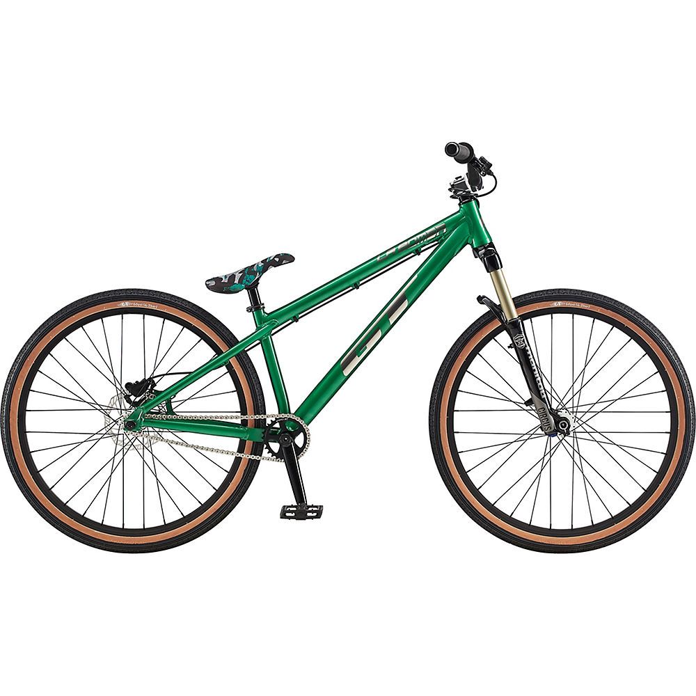 GT LaBomba Pro Bike 2020 Emerald Green/Argent Chainreactioncycles