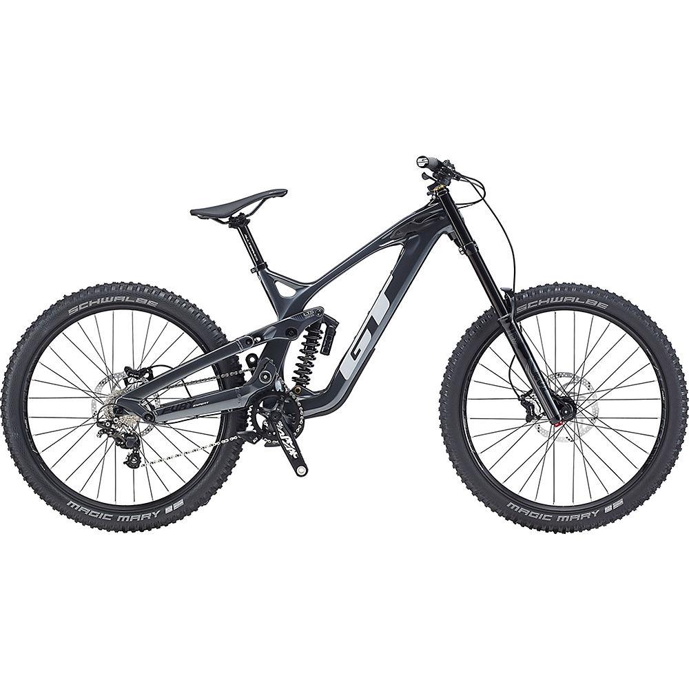 GT Fury Expert 27.5 Bike 2020 Satin Gunmetal/Gris Chainreactioncycles