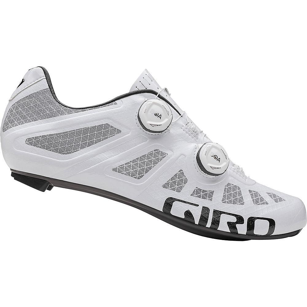 Zapatillas de carretera Giro Imperial 2020 - Blanco - EU 46, Blanco