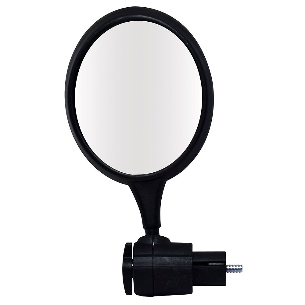 Image of Oxford Bar-End 3'' Round Mirror - Noir, Noir