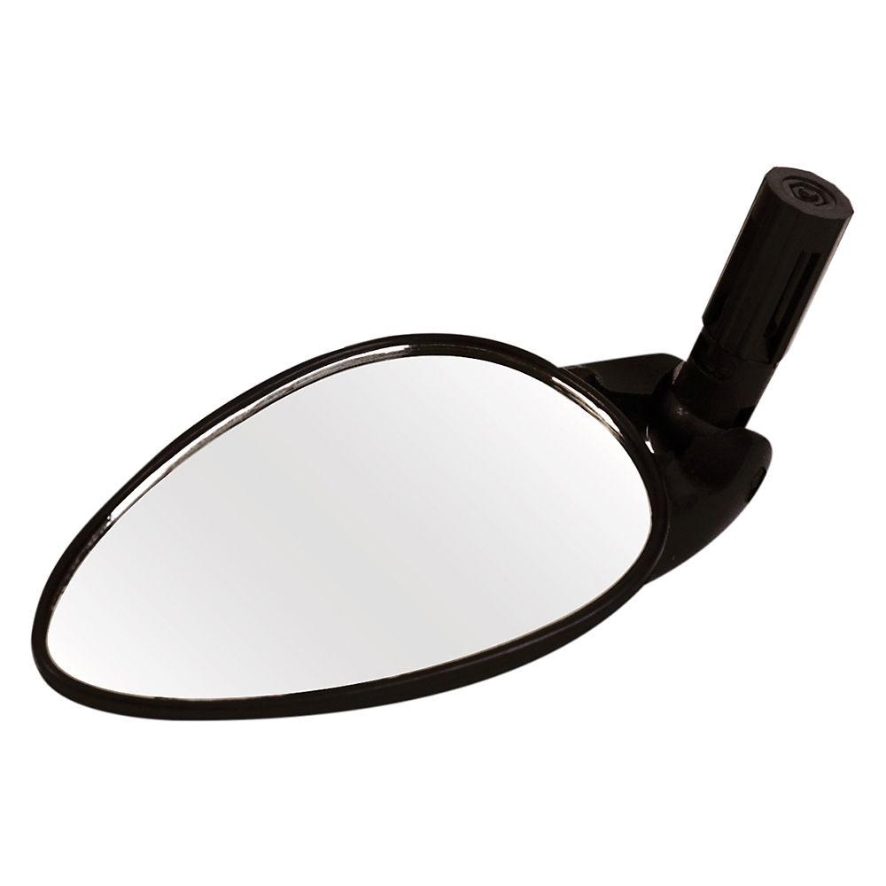 Image of Oxford Bar End Mirror - Noir, Noir