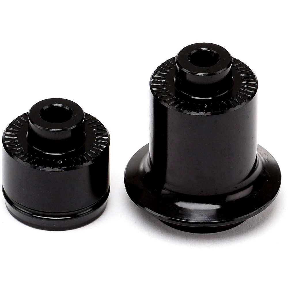 Manitou Mcleod Rear Shock Air Valve Kit - Black  Black