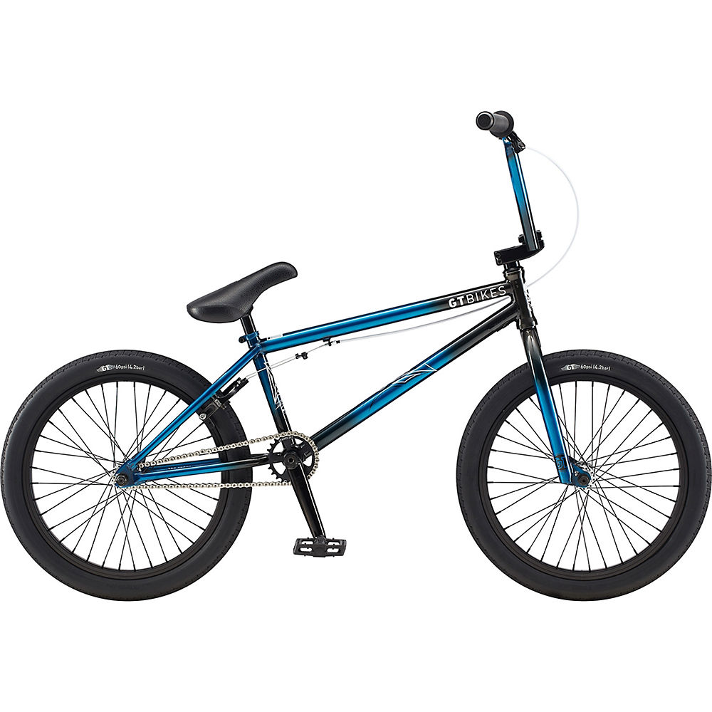 "Image of GT Conway Team Signature Bike 2020 - Gloss Trans Washed Teal - 21.25"", Gloss Trans Washed Teal"