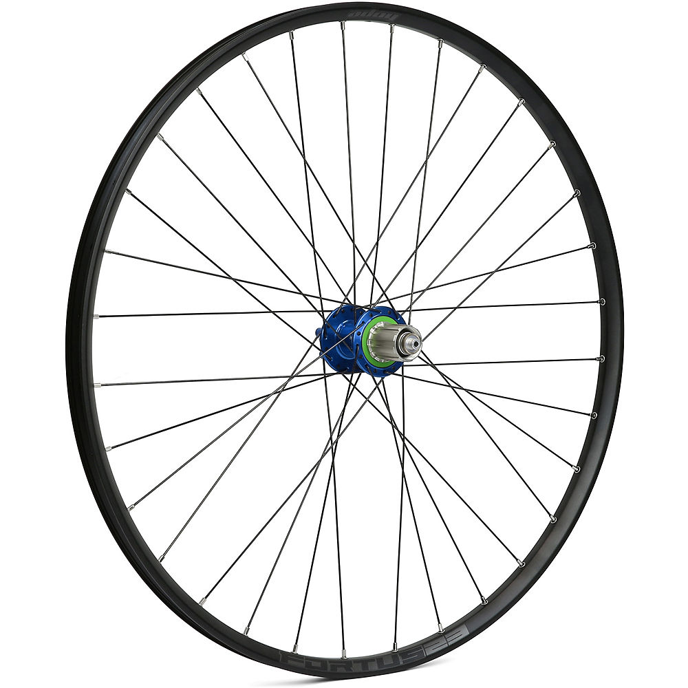 Hope Fortus 23 Mtb Rear Wheel - Blue - 12 X 148mm  Blue