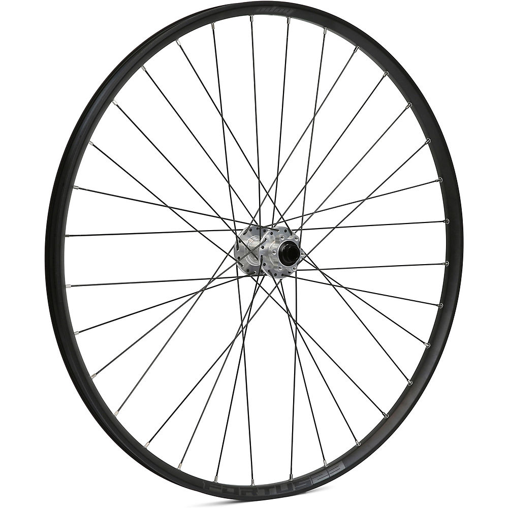 Hope Fortus 23 MTB Front Wheel - Silver - 15 x 100mm, Silver