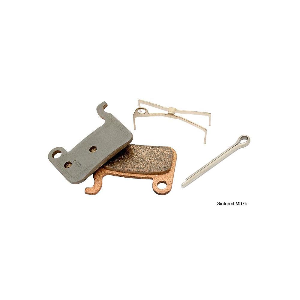 Shimano M07Ti Resin Disc Brake Pads - Resin - Ti Plate